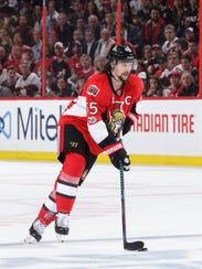 Ottawa's Erik Karlsson has taken his game to the stratosphere.