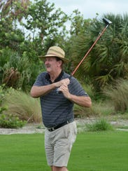 The Marco Police Foundation held their annual golf