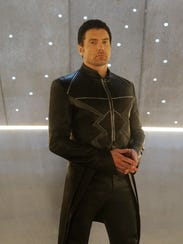"""Anson Mount, of White Bluff, plays Black Bolt in """"Marvel's"""