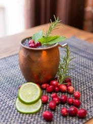 Christmas Mule at Planters