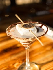 S'more-tini at Monterrey Grill