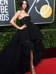 Kendall Jenner attends The 75th Annual Golden Globe
