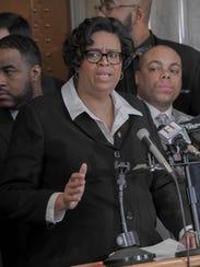 Missouri House Minority Floor Leader Rep. Gail McCann