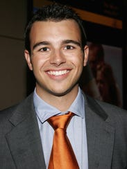 Producer Charlie Ebersol arrives to the screening of