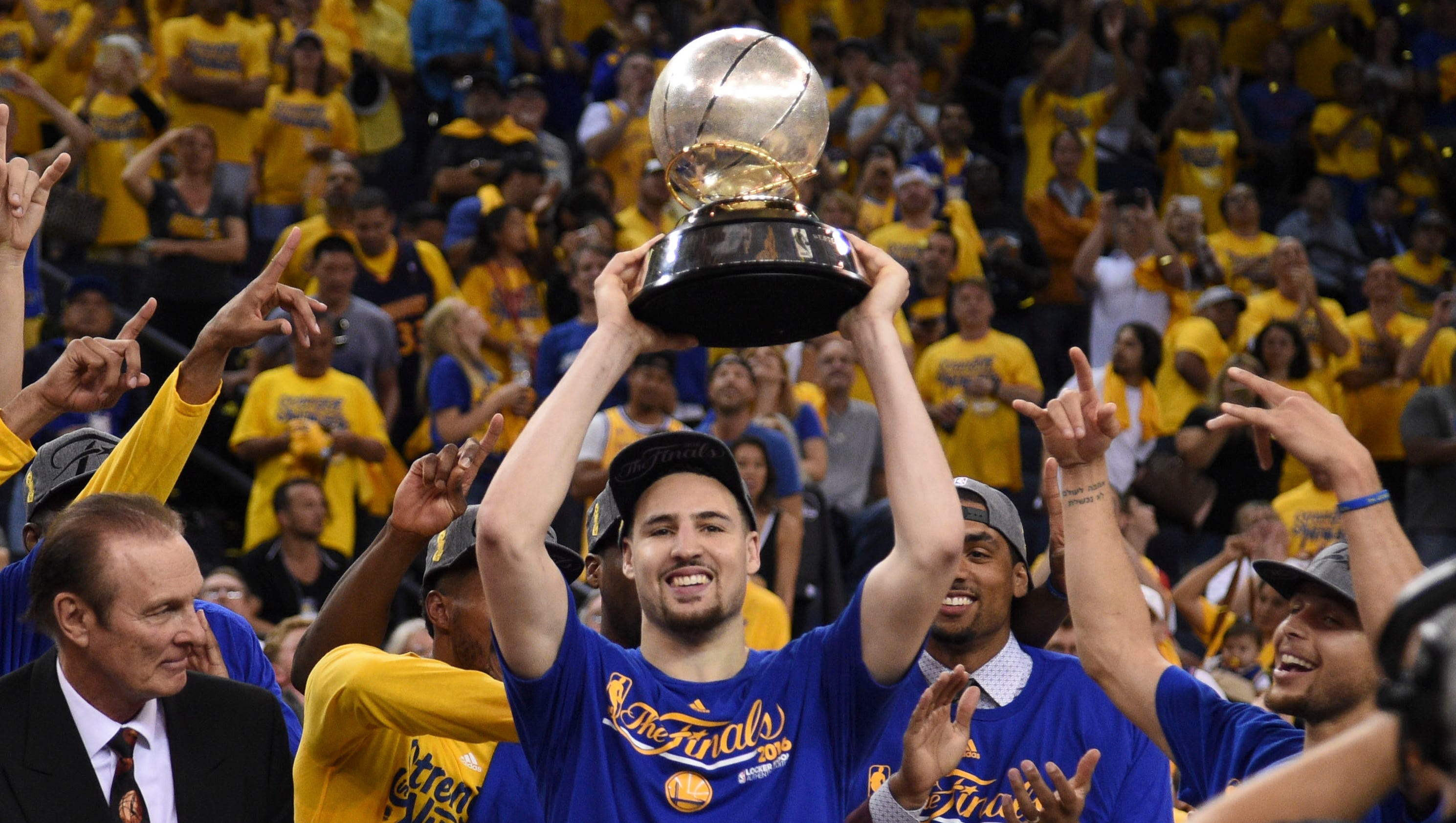 2016 NBA playoffs: Best of conference finals