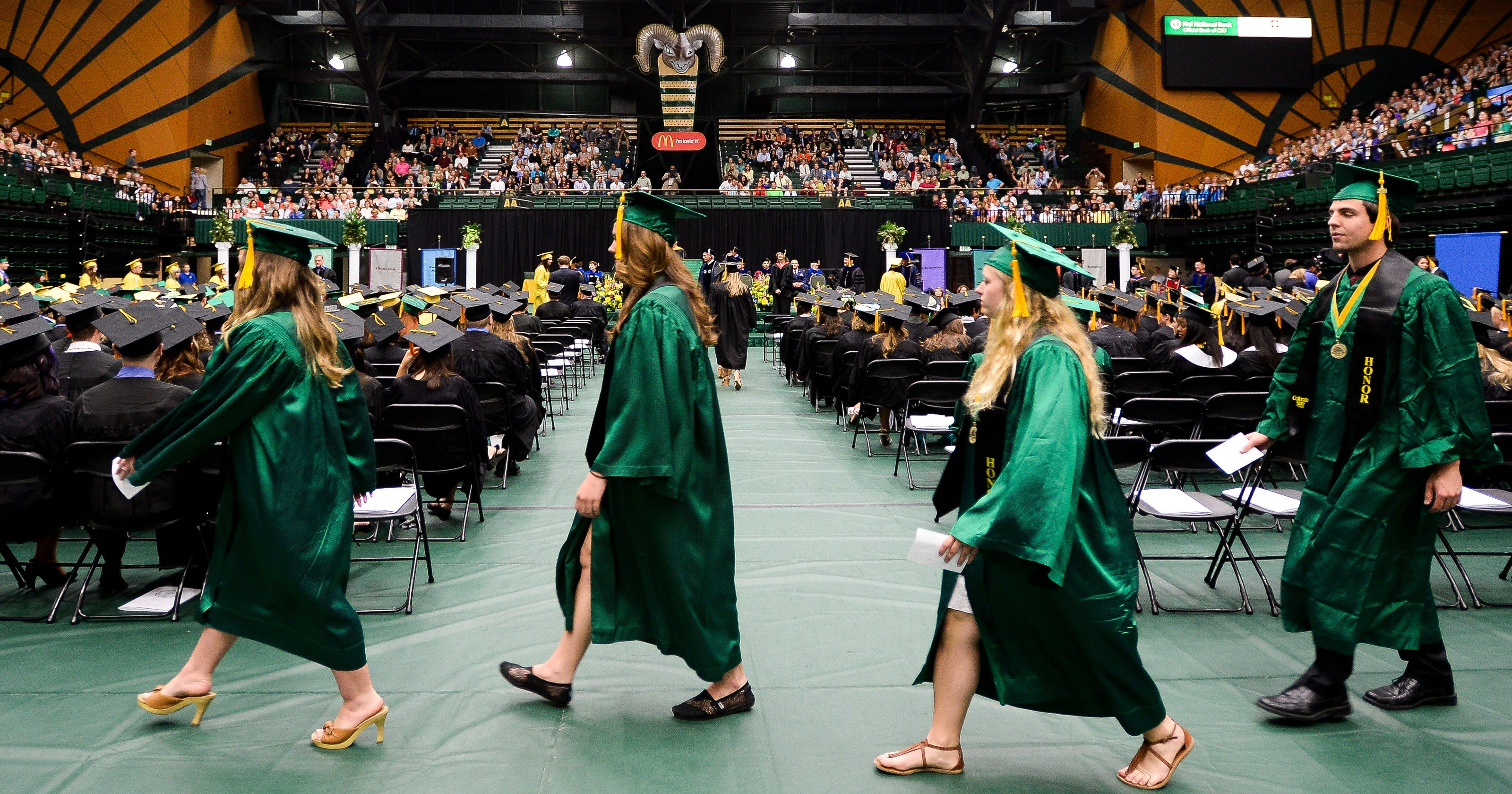 List: 2014 Colorado State University graduates