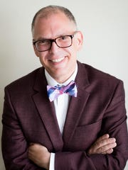 LGBT rights activist Jim Obergefell will be recognized Nov. 7 during the HRC Garden Party in Palm Springs.