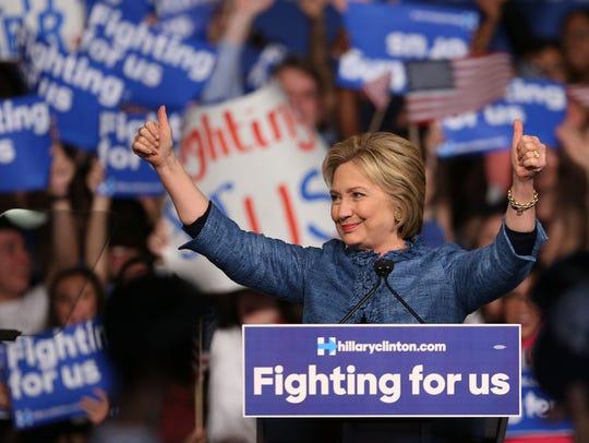 Hillary Clinton will visit a Phoenix high school on