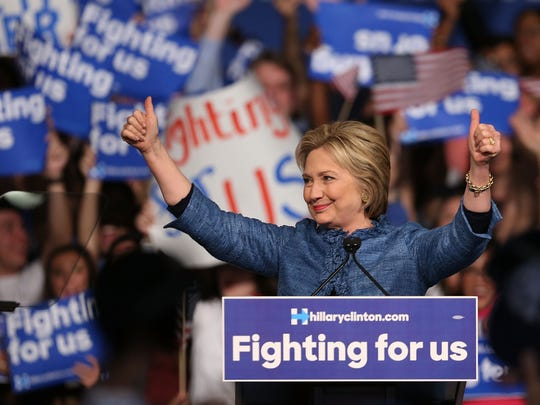 Hillary Clinton will visit a Phoenix high school on