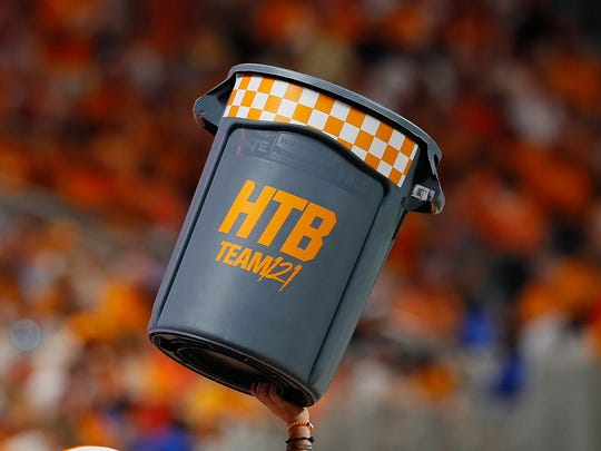 Tennessee's turnover trash can.