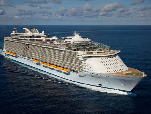 Few ships in the history of cruising have been as widely anticipated -- and heralded -- as Royal Caribbean's Oasis of the Seas, unveiled in November 2009. At 252,282-tons, the enormous vessel is nearly 50% larger than any other cruise ship at sea and home to an unprecedented array of amenities.