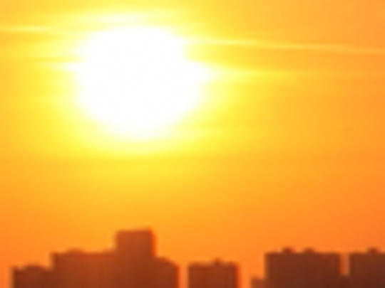 Christmas day will be unseasonably warm, with a high of 68 in Springfield, according to the National Weather Service.