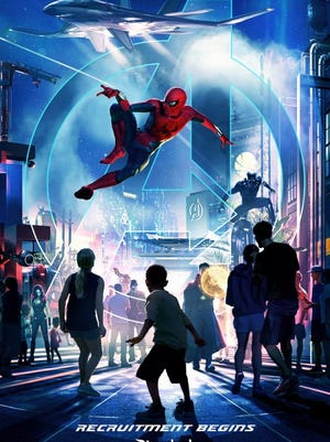 A new superhero-themed land will begin recruiting guests in 2020 at Disneyland Resort, with even more new experiences to follow. The Guardians of the Galaxy will be joined by Spider-Man and the Avengers in what will become a completely immersive superhero universe at Disney California Adventure park.
