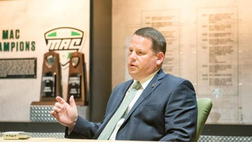 New EMU AD might've passed on job if he knew of cuts