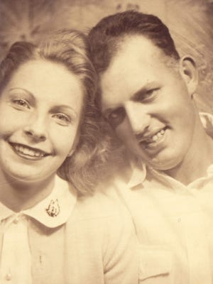 Jo Beyril and Billy G. Sawin celebrated their 70th wedding anniversary on Dec. 21.
