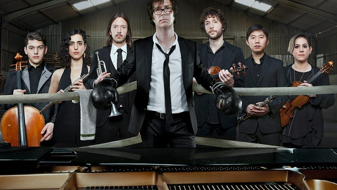 Ben Folds teams up with the Cincinnati Pops Tuesday, May 9.