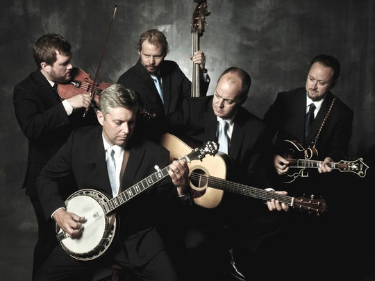The Gibson Brothers return to the Barre Opera House for a concert at 8 p.m. Saturday.
