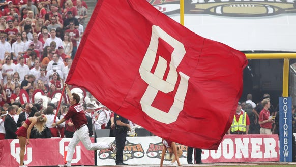 The University of Oklahoma's board of regents do not