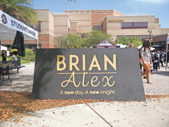Students can vote on my.ucf.edu or at the SGA Election