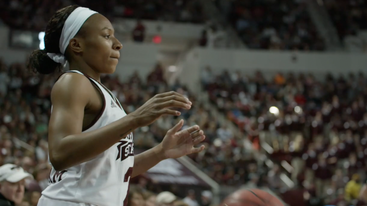 Mississippi State's Victoria Vivians has been in a