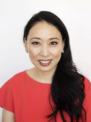 """Judy Joo's new book, """"Korean Food Made Simple,"""" is also the name of her Cooking Channel show."""