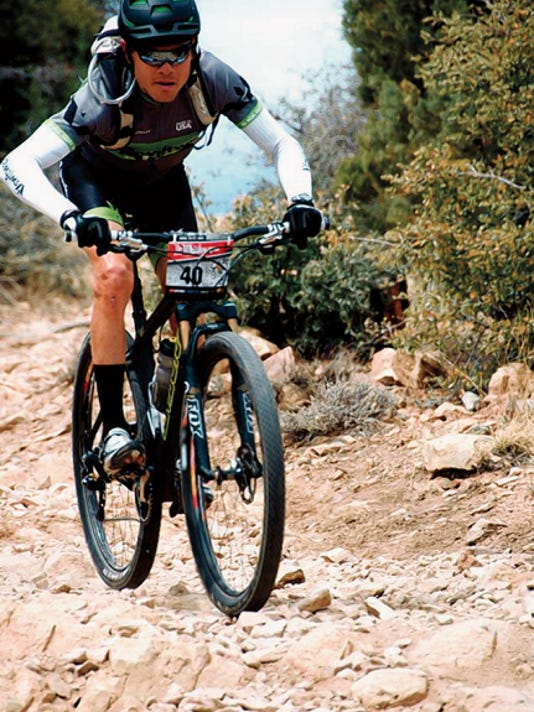 Breckinridge, Colorado resident, Josh Tostado, has been an avid endurance mountain biker for 19 years.