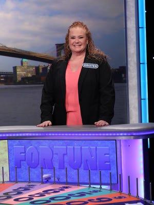 Kristen Kincanon will appear on Wheel of Fortune.
