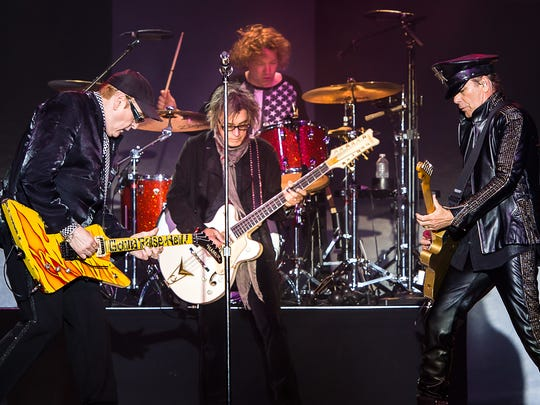 Cheap Trick will perform at the 2015 Arts, Beats &