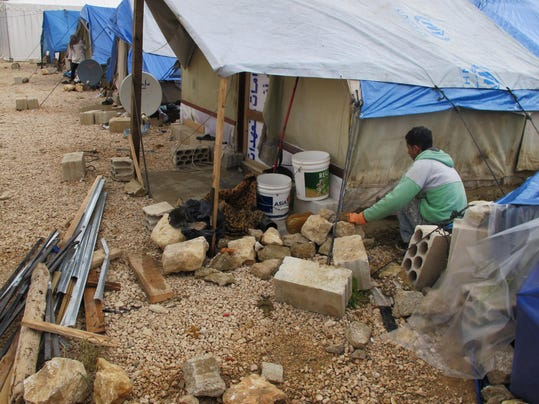 AP Mideast Lebanon Syria