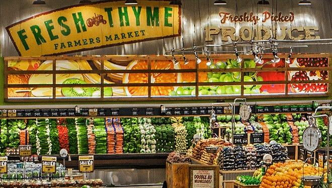 A 6th Michigan location Fresh thyme Market will open Wednesday in Farmington.