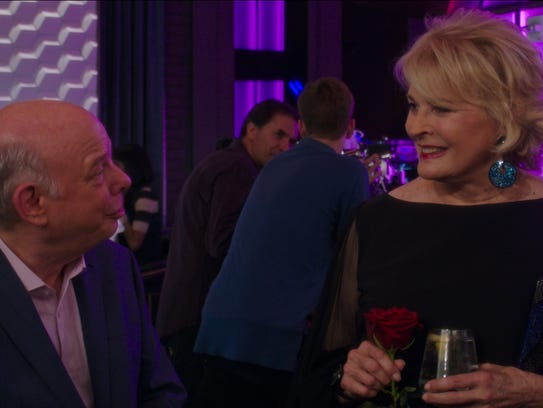 "Wallace Shawn and  Candice Bergen star in ""Book Club."""