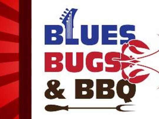 Get your mudbug fix at Blues, Bugs and BBQ 5 p.m. Friday.