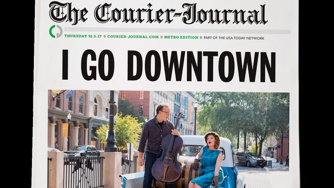 """""""I Go Downtown"""" video premiere and launch party at Fourth Street Live! Wednesday.  All are welcome."""