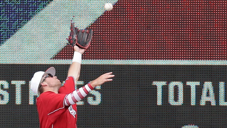 Louisville baseball falls in ACC tournament final, misses out on NCAA regional