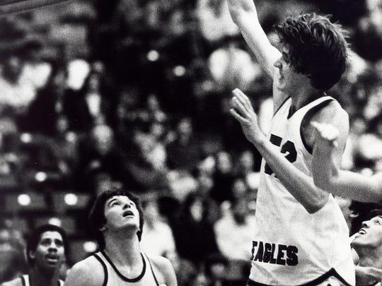 John Hollinden in a game December 22, 1980.