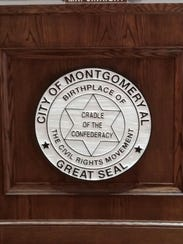Montgomery city seal