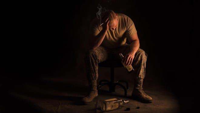"""There are many options available to Airmen who are going through a rough time. Seek out a chaplain, a Military Family Life Consultant at the Airman and Family Readiness Center or call the National Suicide Prevention Lifeline at 1 (800) 273-8255. """"Admitting to yourself that you need help is one of the most difficult but beneficial things you could do,"""" said Airman 1st Class Alexander, a 49th Medical mental health technician at Holloman Air Force Base, N.M. """"Remember that suicide doesn't end the pain, it just passes it off to someone else.""""  (Last names are being withheld due to operational requirements.)"""