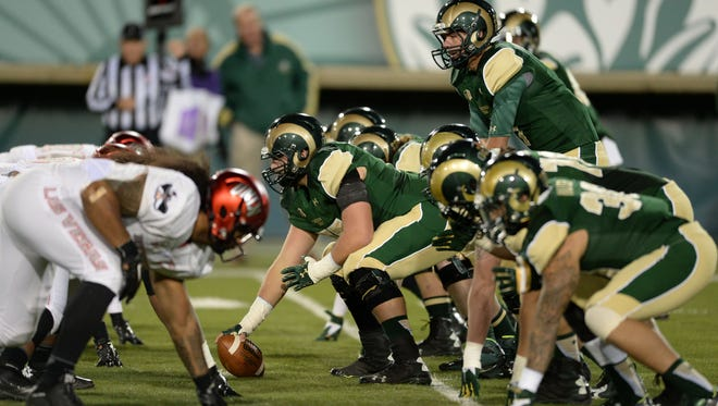 Quarterback Nick Stevens and the CSU football team will play at least half the home games in their new on-campus stadium during the day this fall. School officials announced afternoon kickoff times for two more games Tuesday.