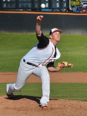 Ventura College pitcher Austin Rubick, a Buena High graduate, was drafted by Milwaukee Brewers in the 20th round.