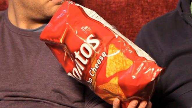 Pepsi is testing Doritos-flavored Mountain Dew.