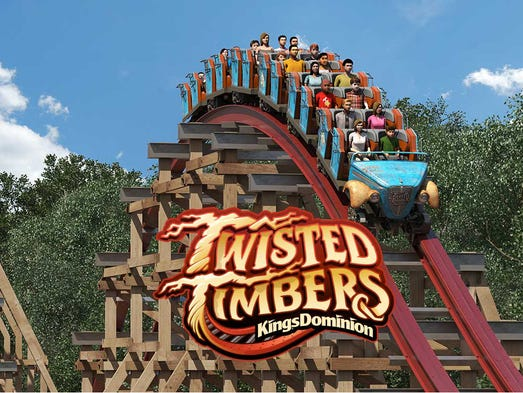 Five New Roller Coasters Announced For 2018