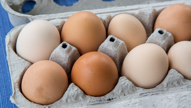 Publix announced Tuesday, April 17, 2018, a recall of extra-large Grade A eggs from Rose Acre Farms sites in North Carolina.