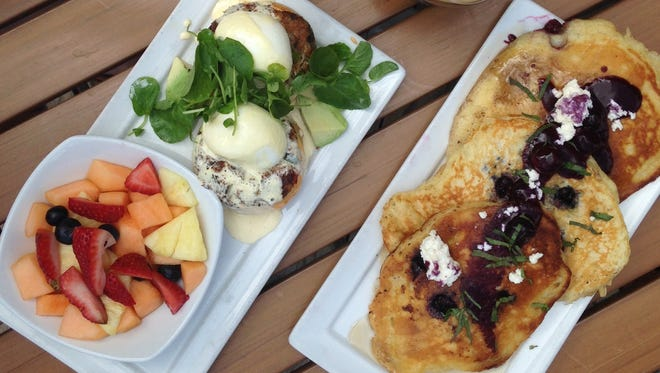 Brunch offerings abound at Eatery A.
