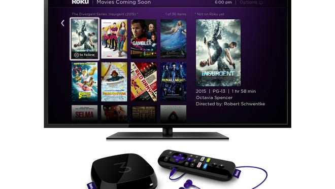 Roku Feed can tell you when movies can be streamed.