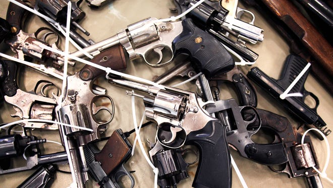 Almost one child an hour is hospitalized in gun-related violence, a new study finds.