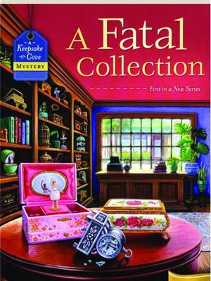 """A Fatal Collection"" by Mary Ellen Hughes"