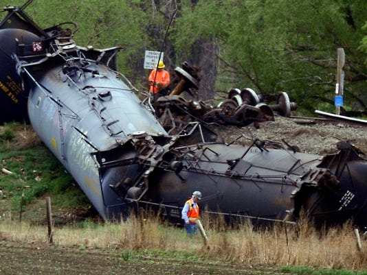 oil train accident