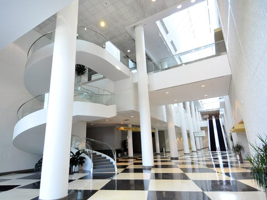 A convention center study recommends that the TD Convention