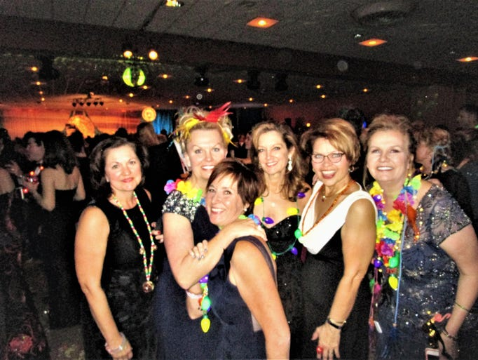 The Krewe of Attakapas Ball was held on Feb. 4 At the
