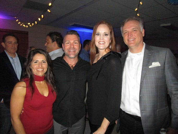 Michelle Gauthreaux, Todd Genre and Tracy and James